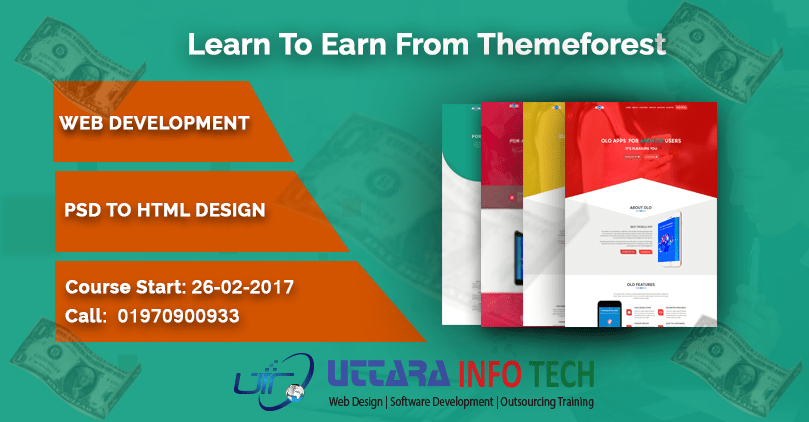 Learn To Earn From Themeforest