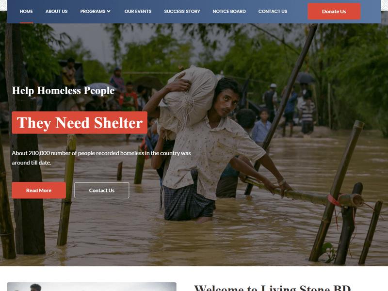 NGO, Social Work, Foundation Website List