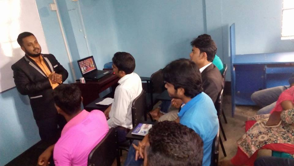 Free Online Freelancing Outsourcing Earning Training Seminar in Uttara InfoTech, Gazipur Branch, Dha